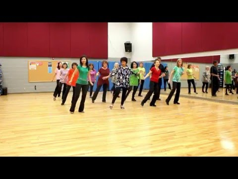 History - Line Dance (Dance & Teach in English & 中文)