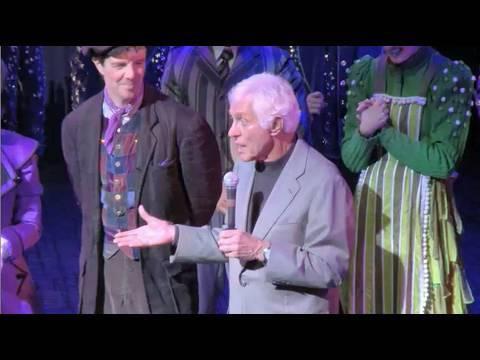 The 2 Berts: Dick Van Dyke and Gavin Lee