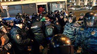 Эхо «Болотного»- более 400-от задержанных / A24