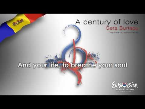 "Geta Burlacu - ""A Century Of Love"" (Moldova) - [Karaoke version]"