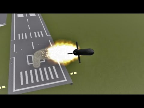 How to: NUCLEAR ARTILLERY MISSILE in KSP!