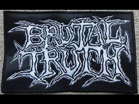 BRUTAL TRUTH  LIVE PARIS 18 05 1994
