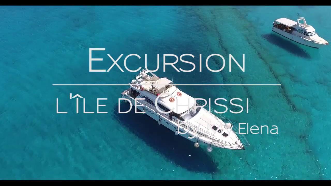 Ile De Chrissi Crete Carte.Kappa Club Crete Excursion Sur L Ile De Chrissi