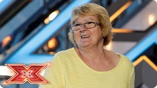 Is Ronnie Parker Simply The Best?   Auditions Week 3   The X Factor 2017