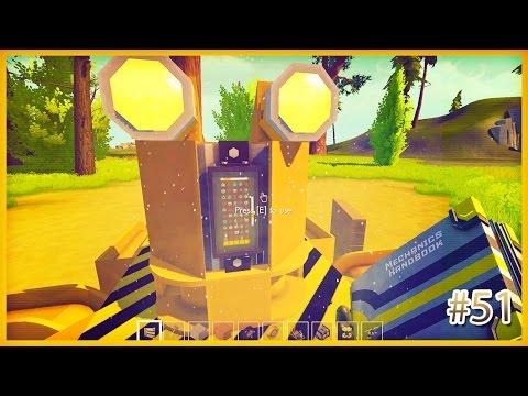 Scrap Mechanic Türkçe   Mükemmel 3 Adet Robot Ve 6 Adet Araç #51