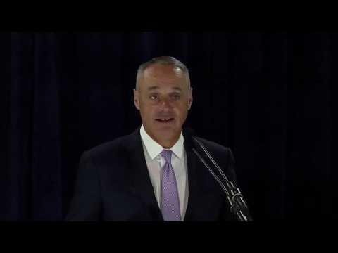 Rob Manfred awards Cleveland the 2019 MLB All-Star Game
