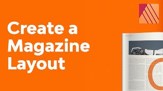 How to Create a StyĮish Magazine Layout in Affinity Publisher | Free Template