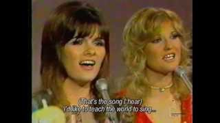 Watch New Seekers Id Like To Teach The World To Sing video
