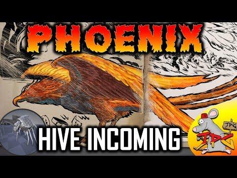 ARK PHOENIX - HIVE INCOMING! - Xbox One X No Tether/Graphics Fail - Servers Shutting Down