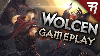 Fire Mage: Wolcen Gameplay - Hack and Slash aRPG (Alpha - 2018)