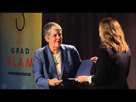 UCOP Grad Slam Presentations