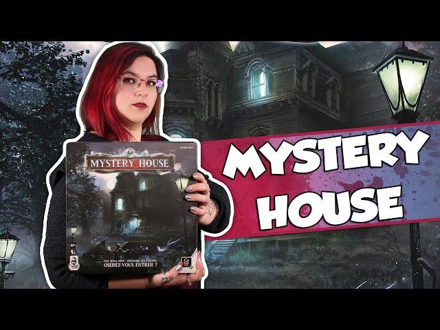 [À la découverte de ...] MYSTERY HOUSE chez @Gigamic TV