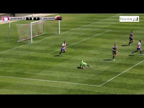 Algeciras -Atlético Sanluqueño (2-3)