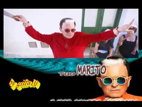 Cristiano Malgioglio - Mi sono innamorato di tuo marito (con cori) (karaoke - fair use)