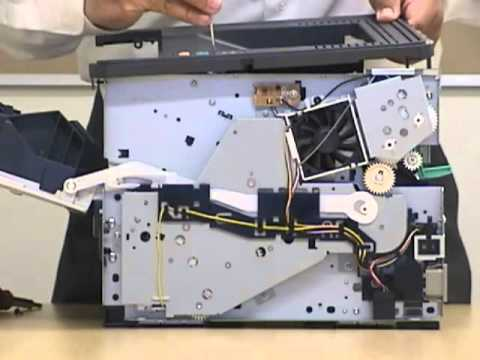 disassemble the hp 1320 printer youtube rh youtube com