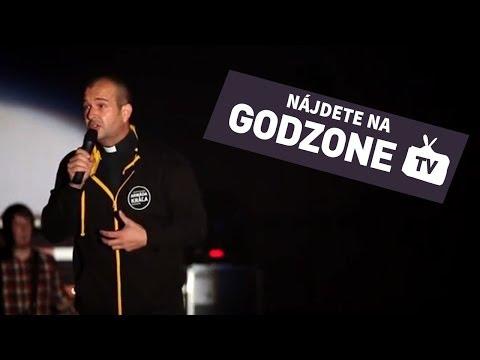 Godzone tour 2013 - Ján Buc - Potrebujem Jeho milosť.