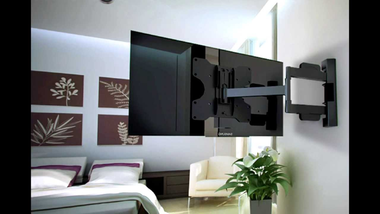 bedroom tv ideas tv wallmounting australia tv wallmounting ideas 10708