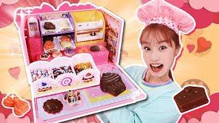 발렌타인데이♡ 지니의 초콜릿가게 어떤 것이 가장 맛있을까!? - 지니