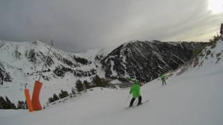 Visitamos la Estación de Esquí de Vallter 2000