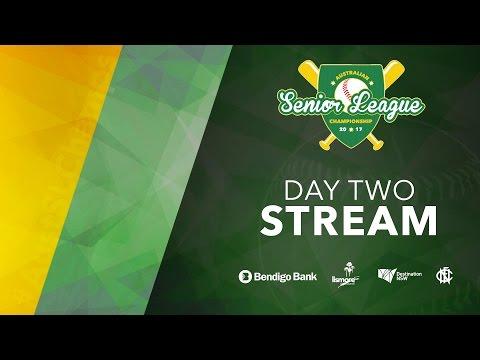 DAY TWO, 2017 Australian Senior League Championship