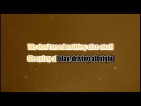 Lea Michele ~ Getaway Car Karaoke (No BV)