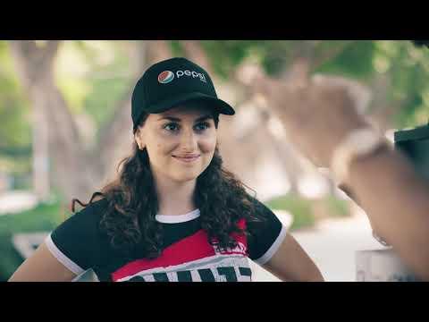 Pepsi Max Taste Israel