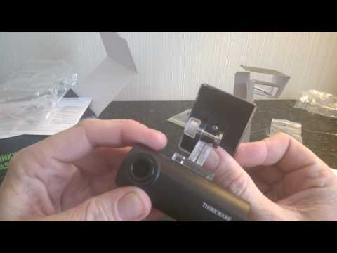Thinkware F50 DASHCAM Unboxing. #dashcams #motoring #tech