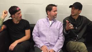 Twenty One Pilots Interview #ers Music in the Morning w/Todd