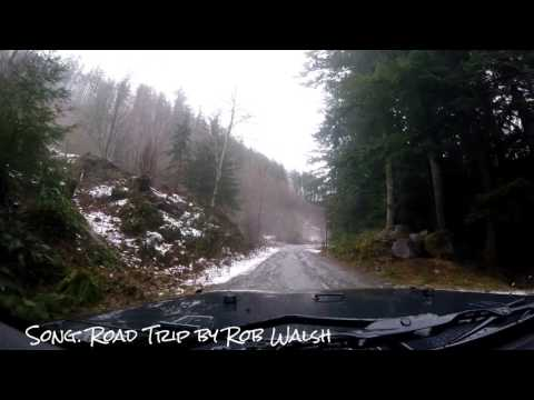 This Is NOT Kansas / To Carbon River & NF-7810 (Road trip songs) [NATURE]