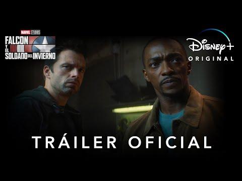 Falcon y el Soldado del Invierno de Marvel Studios | Tráiler Oficial Subtitulado | Disney+