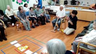 広島市安佐北区 デイサービスセンターなごみの郷 落合 特養併設 安心の医療連携 陣取りゲーム