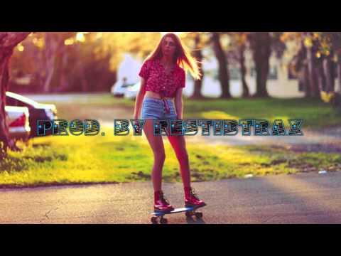 Modern Street Paradise Fucking City Guitar ♡ Instrumental Beat by RESTiBTRAX
