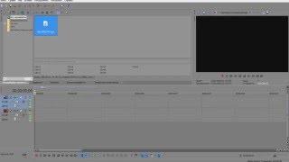 Урок по Sony Vegas ll Как обойти авторские права на аудиозаписи в YouTube b