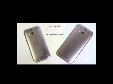 HTC One Max M8 aka M8 Prime leaks