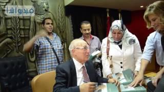 بالفيديو: رسالة نبيل شعث للشباب العربي
