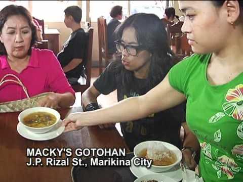 The Pinoy Foodie - Marikina City Part 1