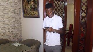 Gambar cover Exclu 13tv: A la rencontre de Moussa Ndiaye, défenseur et néo international sénégalais!