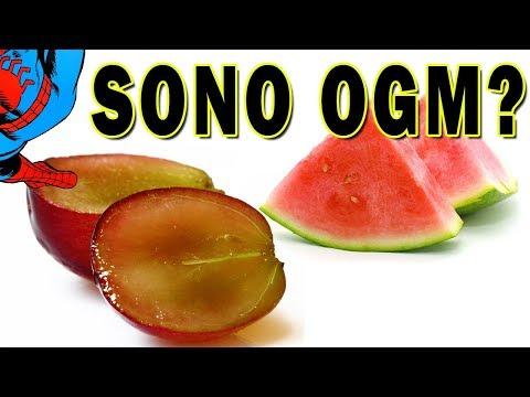 Uva senza semi, grano irradiato e altri NON OGM