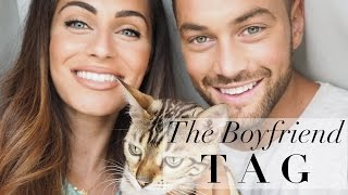 THE BOYFRIEND TAG | with Ali Gordon| Lydia Elise Millen