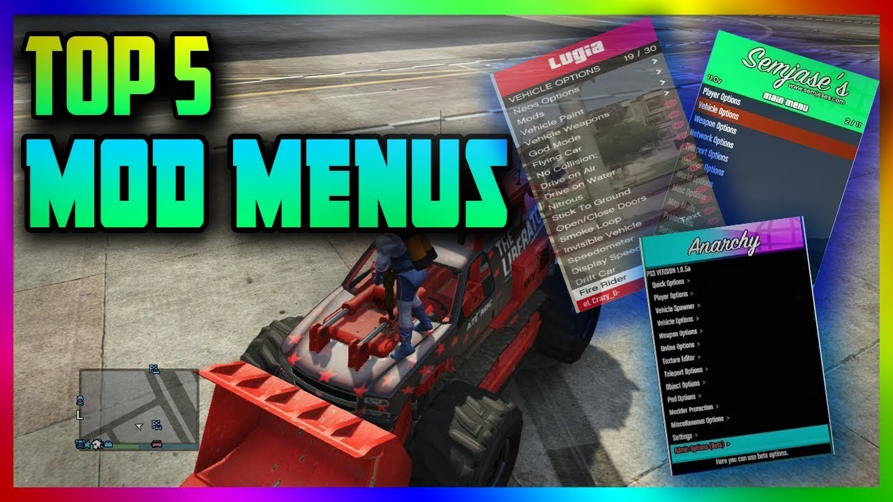 How to download gta 5 free on ps3 | GTA 5(5 FREE MODDED ACCOUNTS