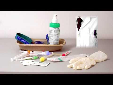 (3D binaural sound) Asmr medical care/doctor's office