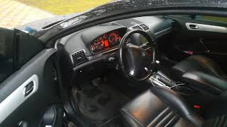 PEUGEOT 407 2.7 BITURBO V6 HDI 204 HP+40  CHIP HP =244 HP