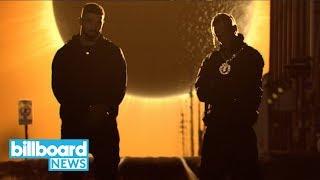 It's Lit! Drake & Travis Scott Debut 'Sicko Mode' Music Video | Billboard News