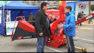 Щеподробилка - оборудование для производства щепы технологической | AUTRA - ЛІСДЕРЕВМАШ 2013(, 2014-01-15T21:47:27.000Z)