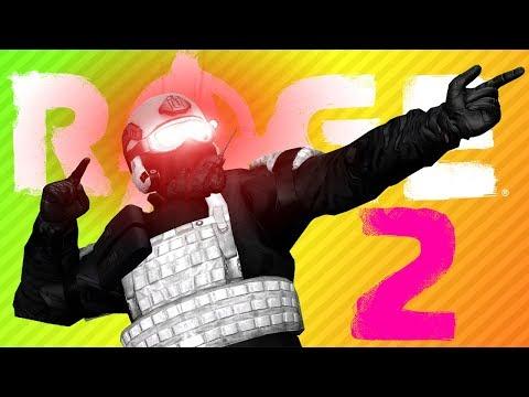 BURN THE WORLD   Rage 2