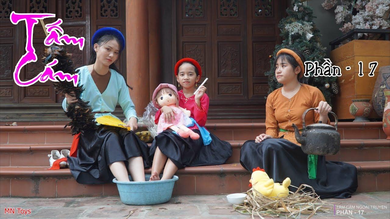 TẤM CÁM TRẺ EM NGOẠI TRUYỆN - Phần 17 - Mẹ Ghẻ Độc Ác Bất Công Con Chồng - MN Toys
