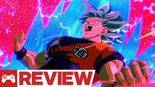 Dragon Ball FighterZ Video Review