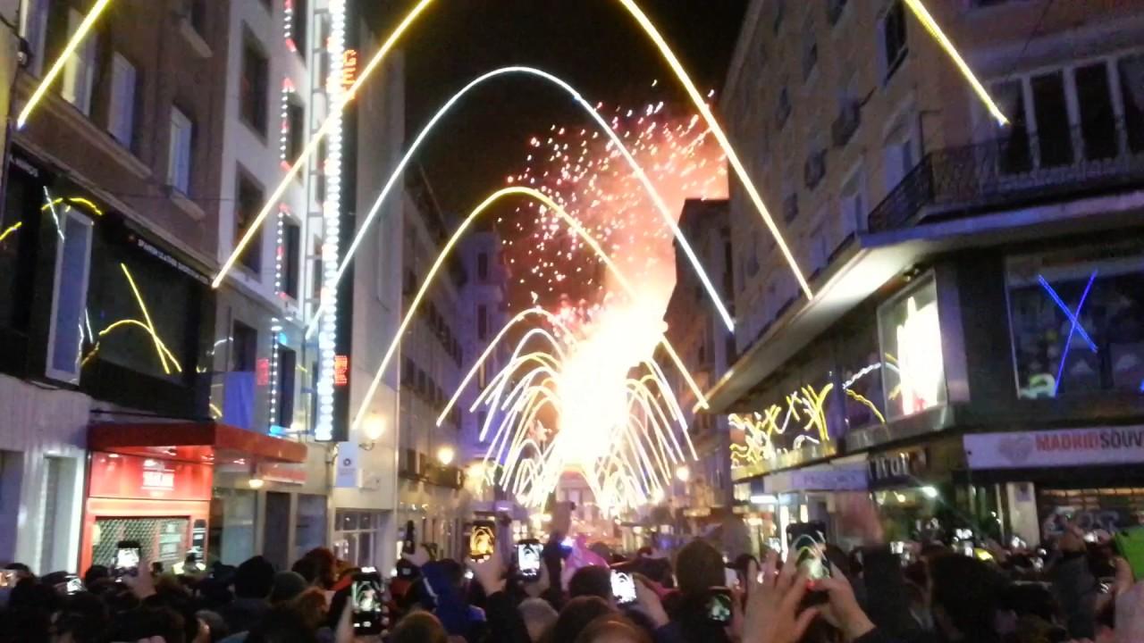 A o nuevo 2017 puerta de sol madrid espa a youtube for Puerta del sol 2017
