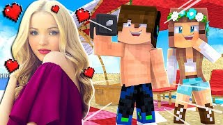 TRYING TO IMPRESS A GIRL in Minecraft!