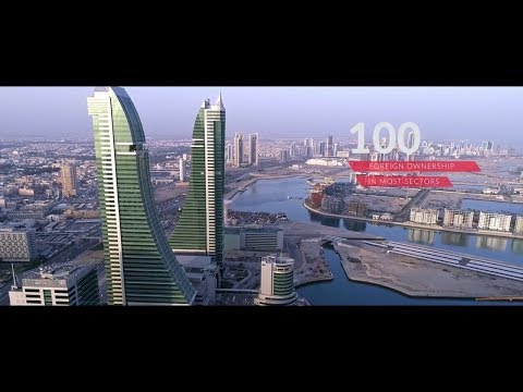 A journey through Business Friendly Bahrain